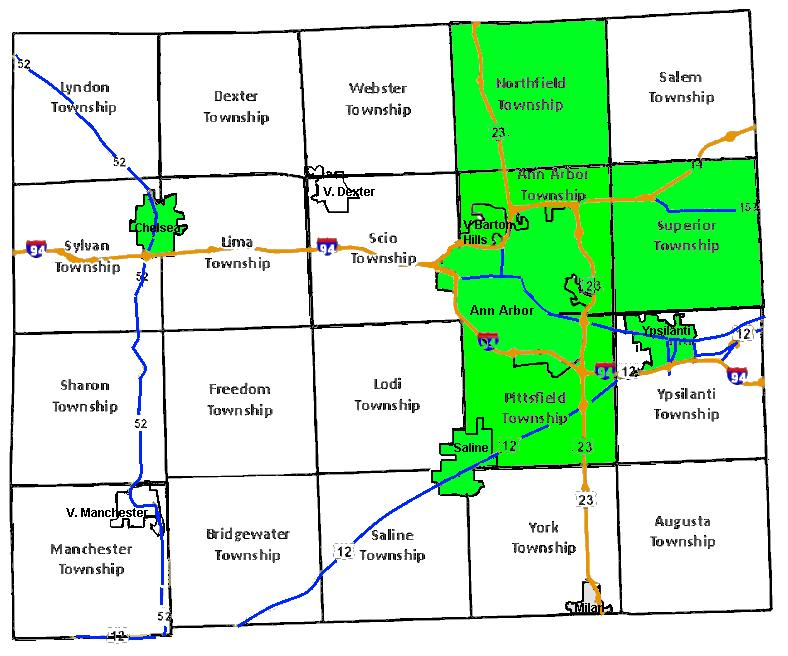Scio Township Property Tax Rate